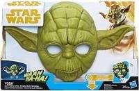 Wholesalers of Star Wars S2 Yoda Electronic Mask toys image