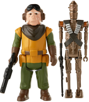 Wholesalers of Star Wars S3 Retro Figures Asst toys image 3