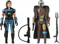 Wholesalers of Star Wars S3 Retro Figures Asst toys image
