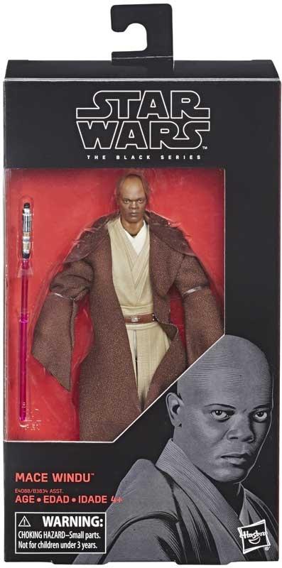 Wholesalers of Star Wars The Black Series  Mace Windu toys