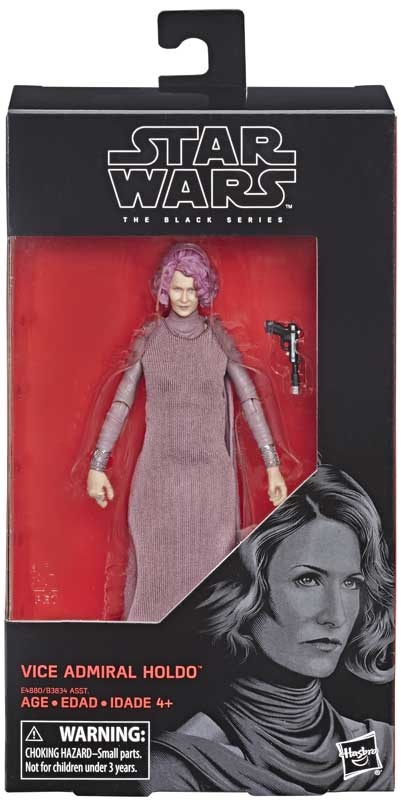 Wholesalers of Star Wars The Black Series  Vice Admiral Holdo toys