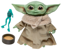 Wholesalers of Star Wars The Child Talking Plush Toy toys image 3