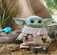 Wholesalers of Star Wars The Child Talking Plush Toy toys image 4