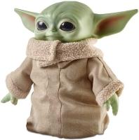 Wholesalers of Star Wars The Mandalorian 11 Inch Baby Yoda Plush toys image 2