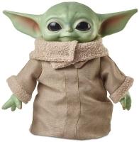 Wholesalers of Star Wars The Mandalorian 11 Inch Baby Yoda Plush toys image 3