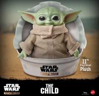 Wholesalers of Star Wars The Mandalorian 11 Inch Baby Yoda Plush toys image