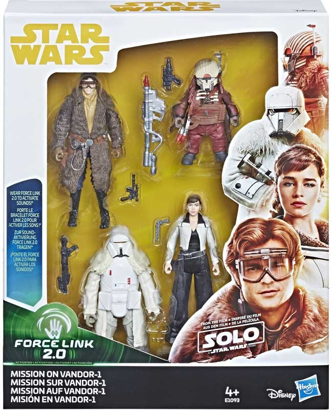 Wholesalers of Star Wars Universe S2 Home Ent Pack toys