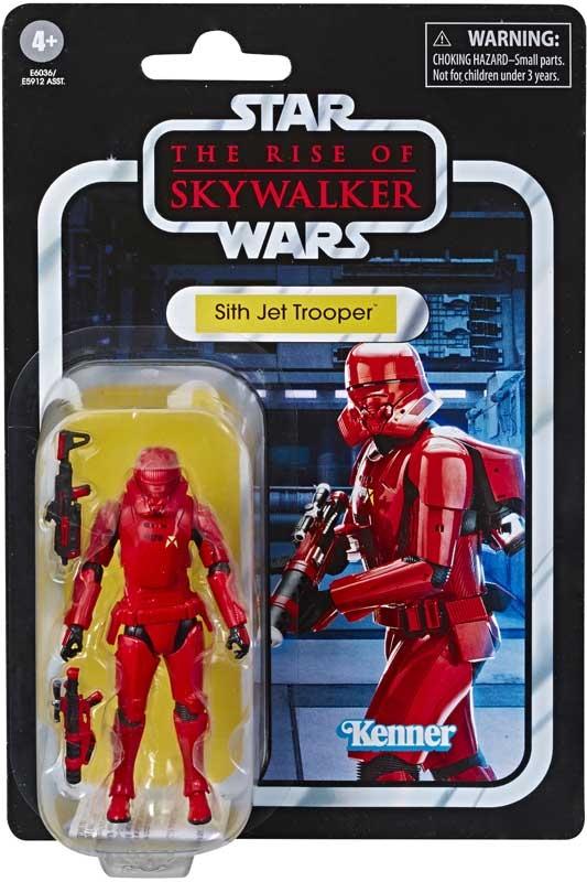 Wholesalers of Star Wars Vin E9 Vintage Figures Ast toys