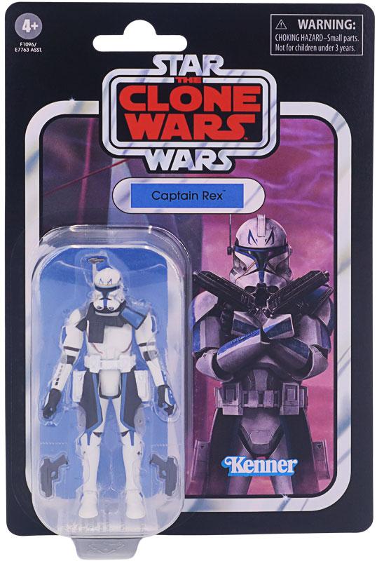 Wholesalers of Star Wars Vintage Cw Captain Rex toys