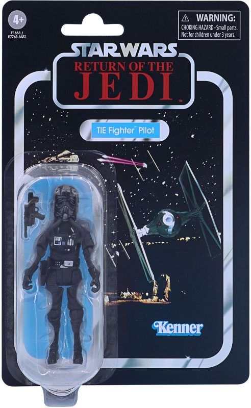 Wholesalers of Star Wars Vintage E6 Tie Fighter Pilot toys