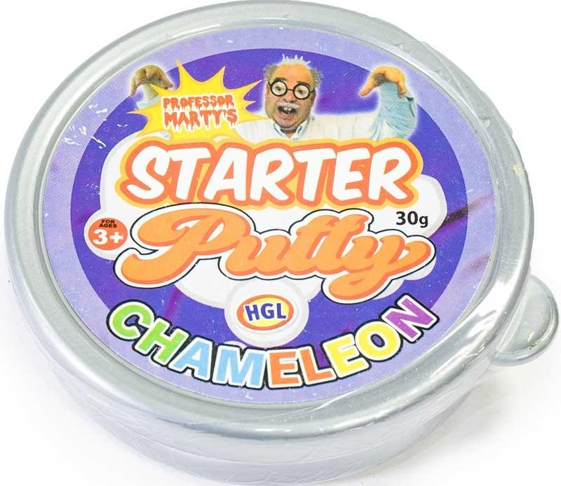 Wholesalers of Starter Putty Chameleon toys
