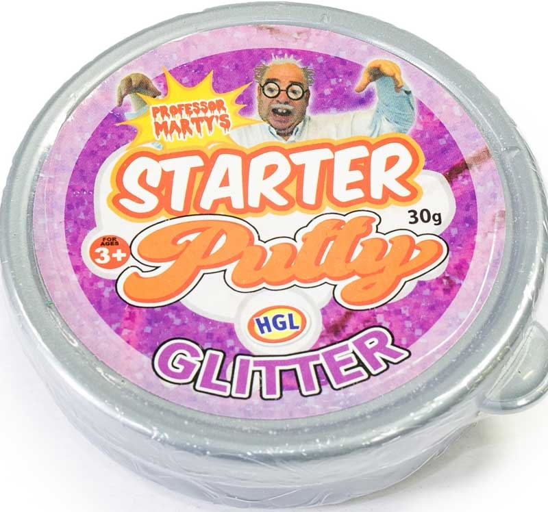 Wholesalers of Starter Putty Glitter toys