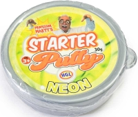 Wholesalers of Starter Putty Neon toys image