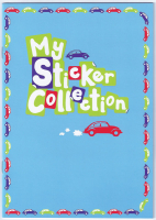 Wholesalers of Sticker Album Blue toys image
