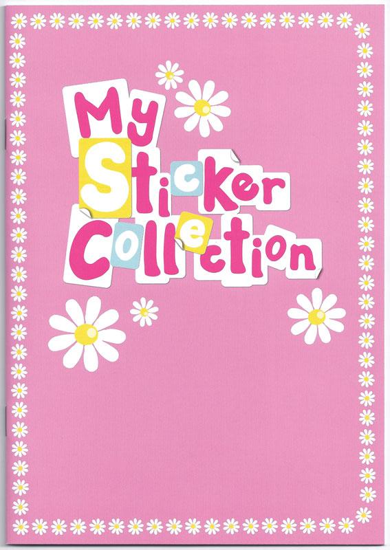 Wholesalers of Sticker Album Pink toys