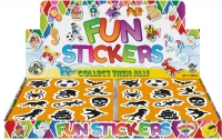 Wholesalers of Stickers Boys 10x11.5cm toys image 2
