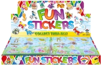 Wholesalers of Stickers Easter 10x11.5cm 12pc toys image 2