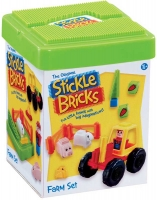 Wholesalers of Stickle Bricks Farm Set toys image
