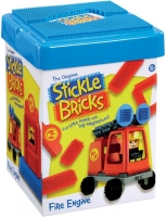 Wholesalers of Stickle Bricks Fire Engine toys image