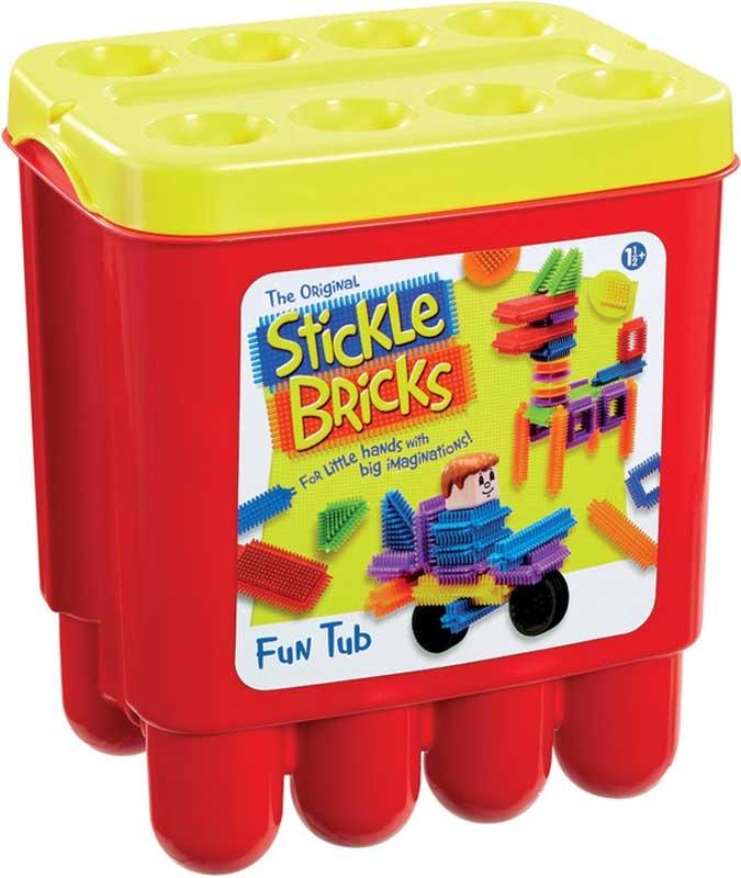 Wholesalers of Stickle Bricks Fun Tub toys