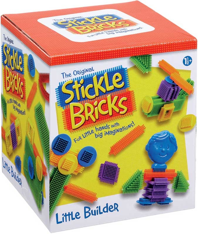 Wholesalers of Stickle Bricks Little Builder toys