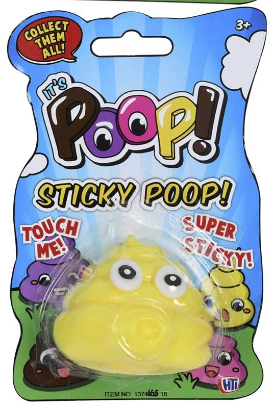 Wholesalers of Sticky Poop toys