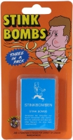 Wholesalers of Stink Bombs Carded toys image