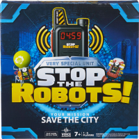 Wholesalers of Stop The Robots toys Tmb