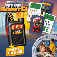 Wholesalers of Stop The Robots toys image 3