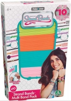 Wholesalers of Strand Bands - Multicolour Band Pack Asst In Cdu toys Tmb