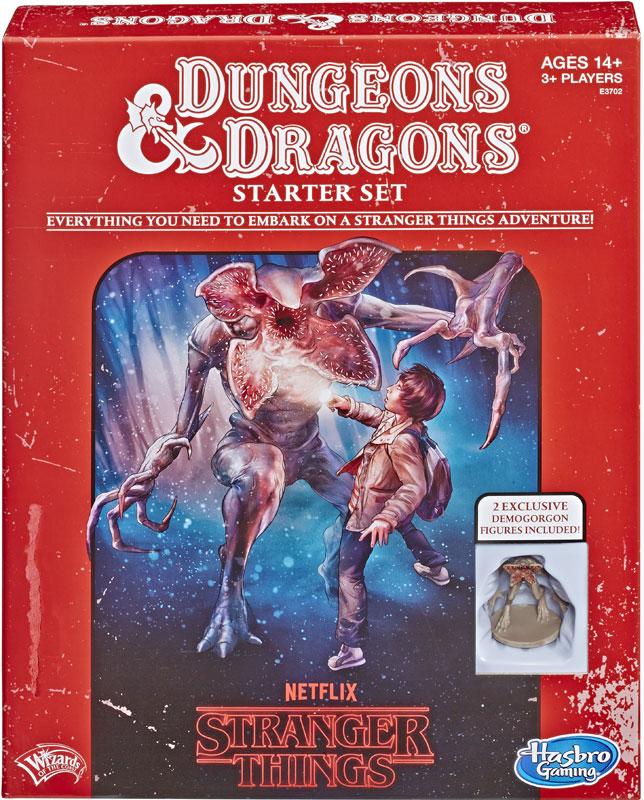 Wholesalers of Stranger Things Dungeons N Dragons toys