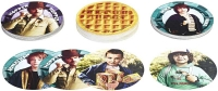 Wholesalers of Stranger Things Eggo Card Game toys image 2