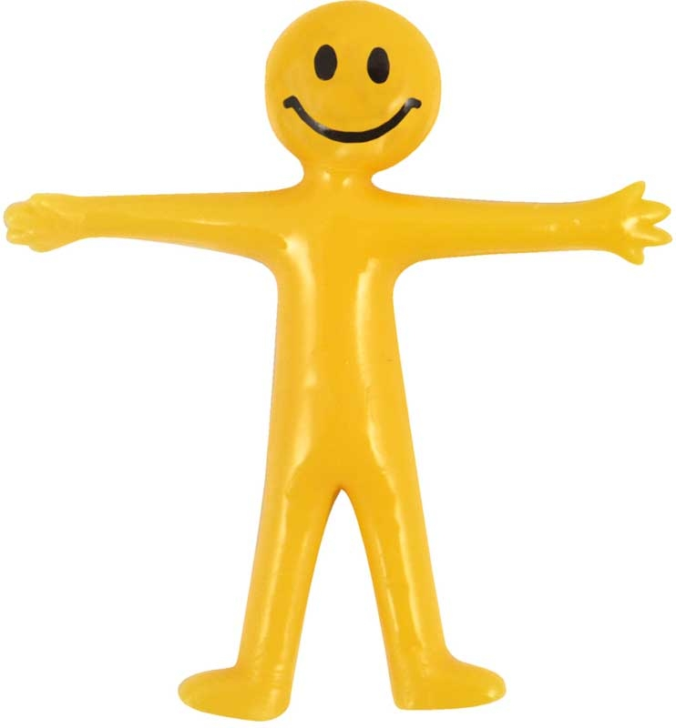 Wholesalers of Strechies - Smile Man toys
