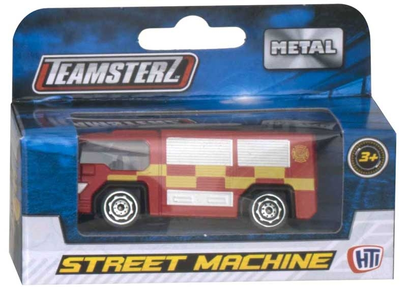 Wholesalers of Street Machines toys