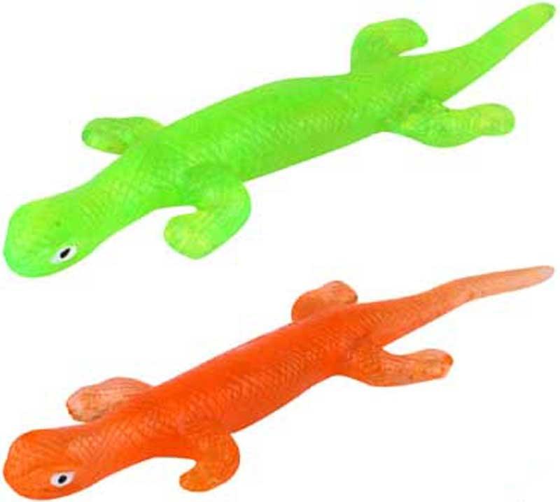 Stretch Sticky Lizard 4 Asst Cols Wholesale