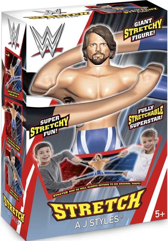 Wholesalers of Stretch Wwe Aj Styles toys