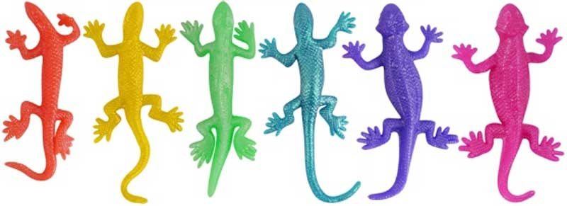 Wholesalers of Stretchies - Lizard toys