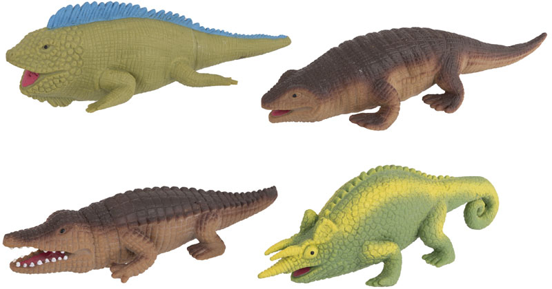 Wholesalers of Stretchy Reptiles toys