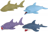 Wholesalers of Stretchy Sea Life toys image