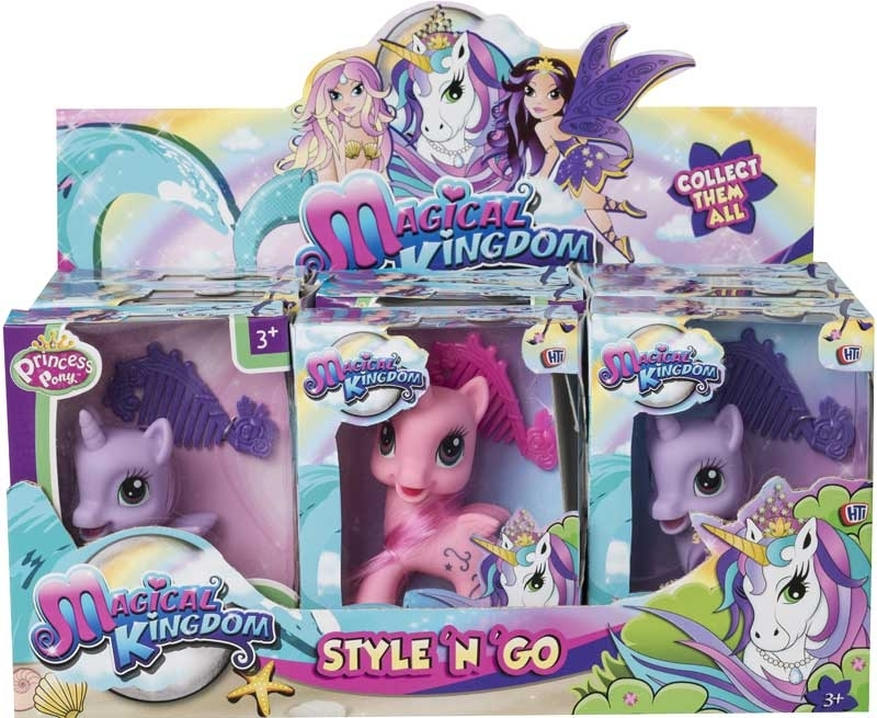 Wholesalers of Style & Go Ponies toys