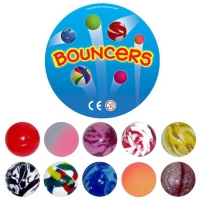 Wholesalers of Super Bouncers 35mm toys image