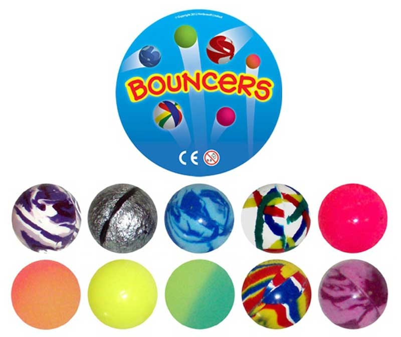 Wholesalers of Super Bouncers 60mm toys