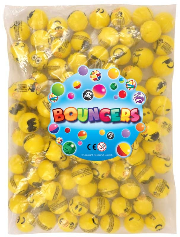 Wholesalers of Super Bouncers Ball Jet 3.5cm Face toys