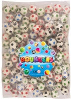 Wholesalers of Super Bouncers Ball Jet 3.5cm Football toys image