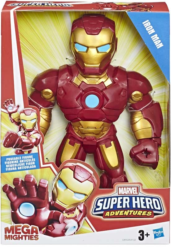 Wholesalers of Super Hero Adventures Mega Mighties Asst toys