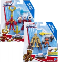 Wholesalers of Super Hero Adventures Power Up 2pk Asst toys image