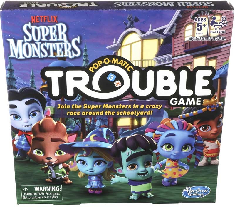 Wholesalers of Super Monsters Game toys