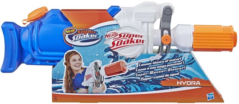 Wholesalers of Super Soaker Hydra toys