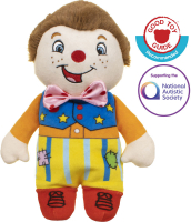 Wholesalers of Super Soft Mr Tumble Sensory Soft Toy - Swing Ticket toys image 2