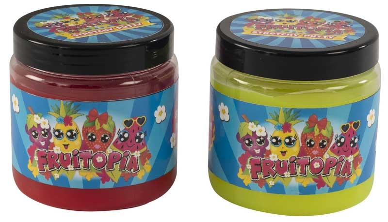 Wholesalers of Super Stretchy Putty toys